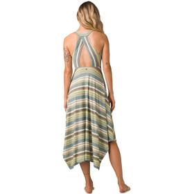 Prana Saxon Dress Women stellar solei stripe